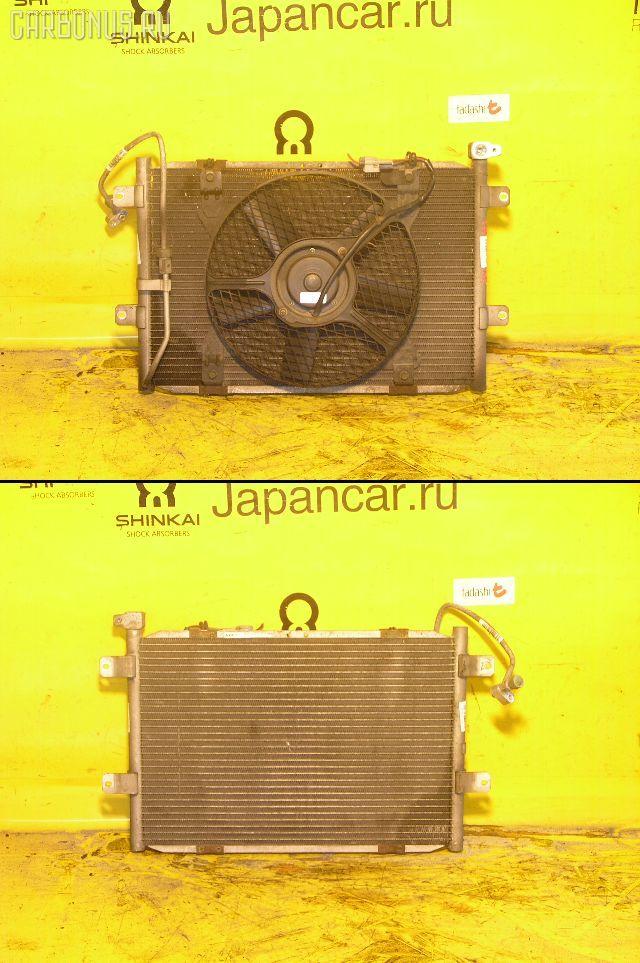 Радиатор кондиционера SUZUKI ESCUDO TA01W G16A. Фото 4