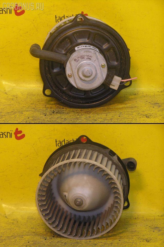 Мотор печки SUZUKI ESCUDO TA01W. Фото 1