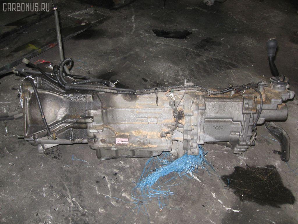 КПП автоматическая SUZUKI ESCUDO TA01W G16A. Фото 3