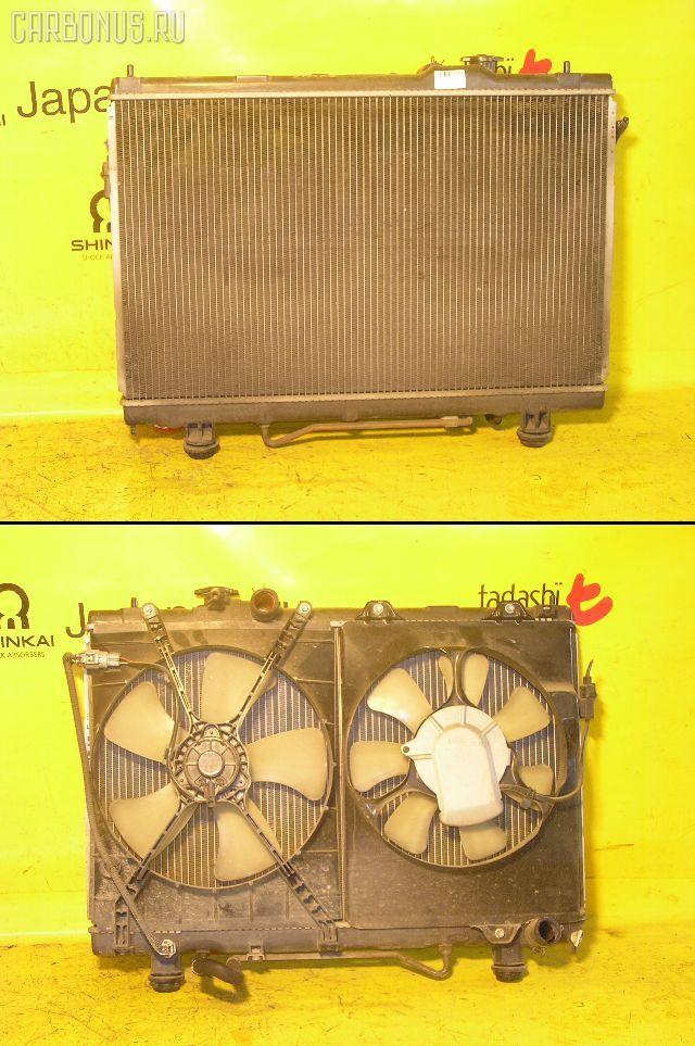 Радиатор ДВС TOYOTA NADIA SXN10 3S-FE. Фото 9