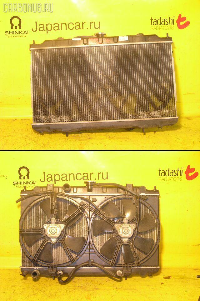 Радиатор ДВС NISSAN AD VAN VFY11 QG15DE. Фото 1