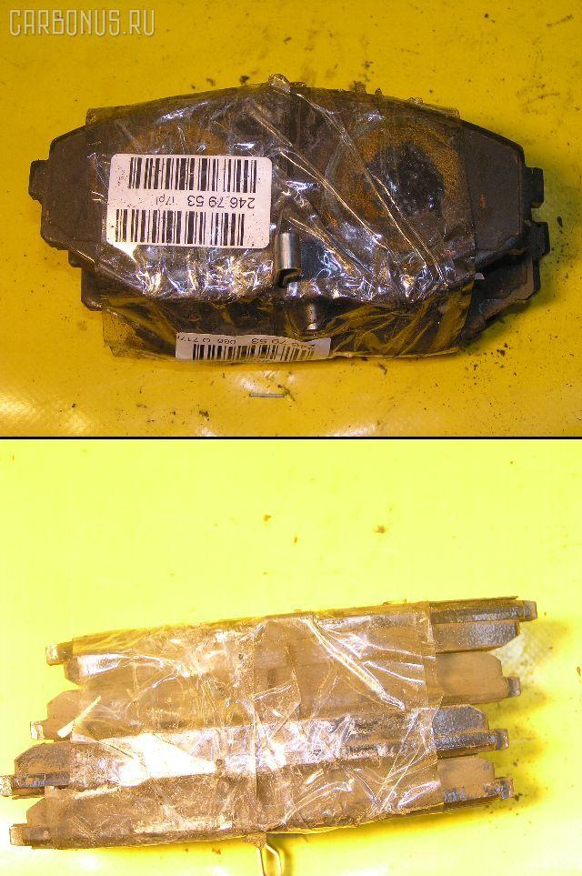 Тормозные колодки NISSAN LIBERTY RM12 QR20DE. Фото 1