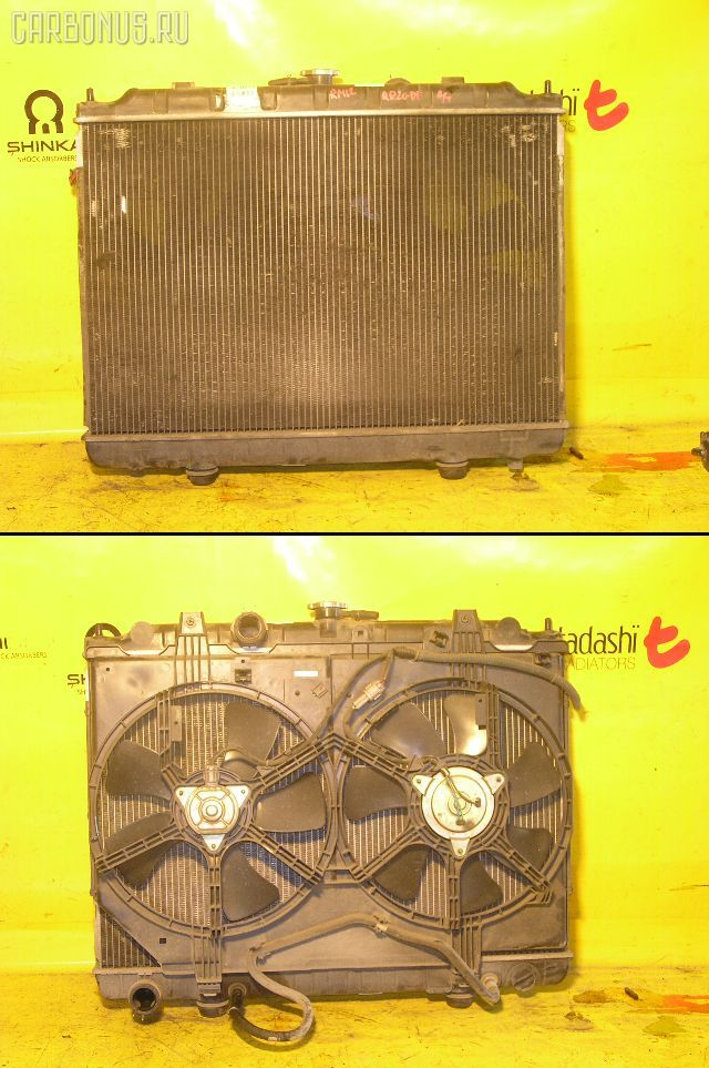 Радиатор ДВС NISSAN LIBERTY RM12 QR20DE. Фото 6