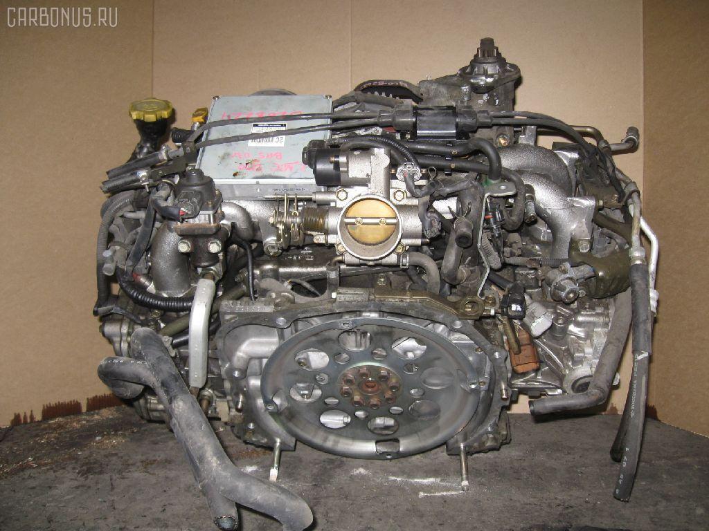 Двигатель SUBARU LEGACY WAGON BH5 EJ202. Фото 2