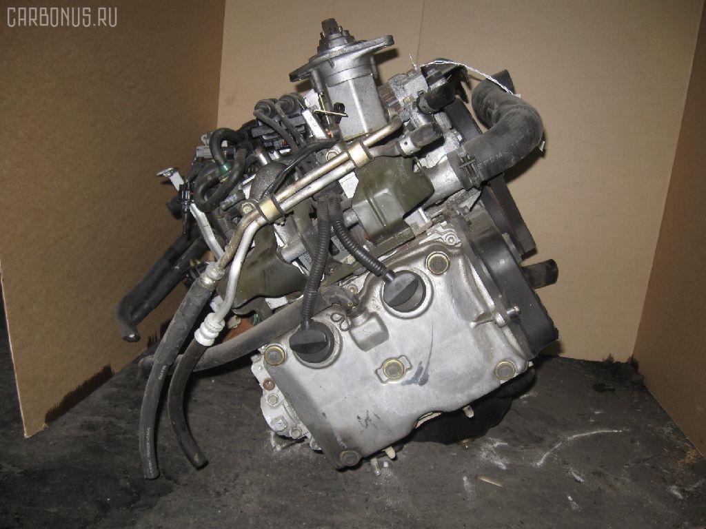 Двигатель SUBARU LEGACY WAGON BH5 EJ202. Фото 4
