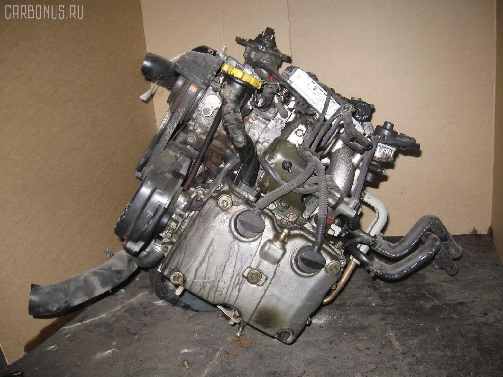 Двигатель SUBARU LEGACY WAGON BH5 EJ202. Фото 5