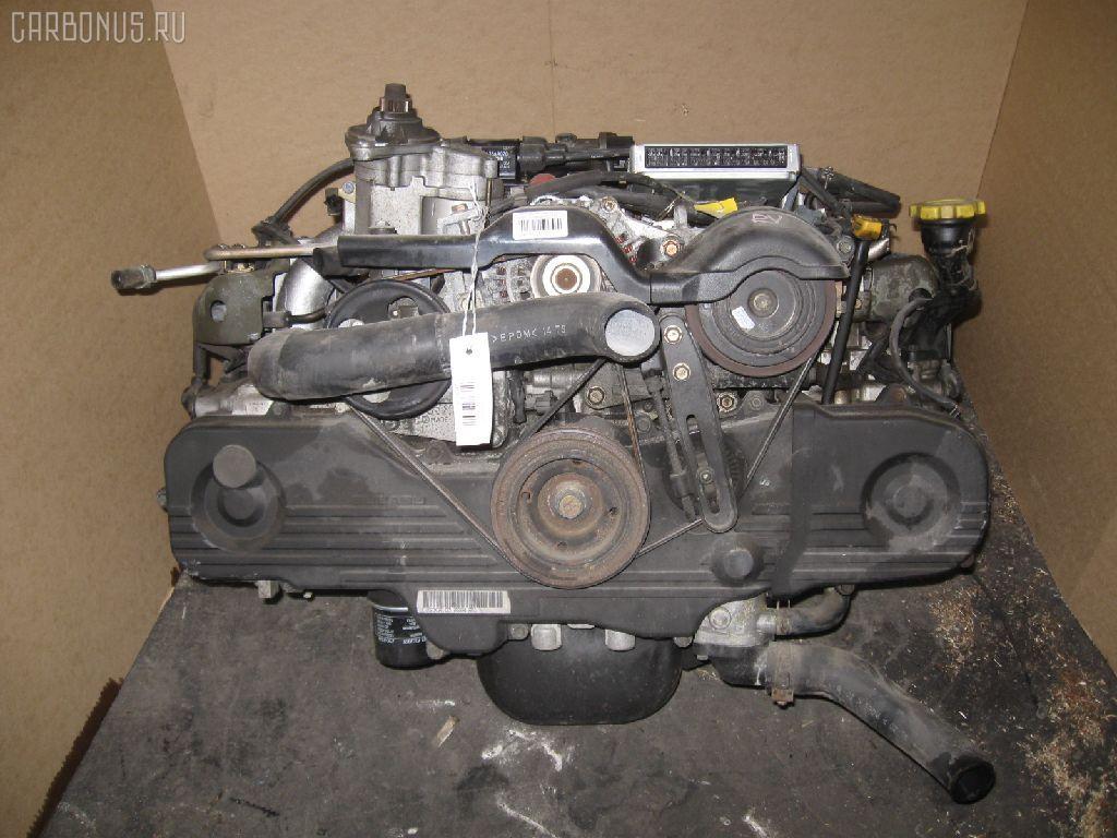 Двигатель SUBARU LEGACY WAGON BH5 EJ202. Фото 6