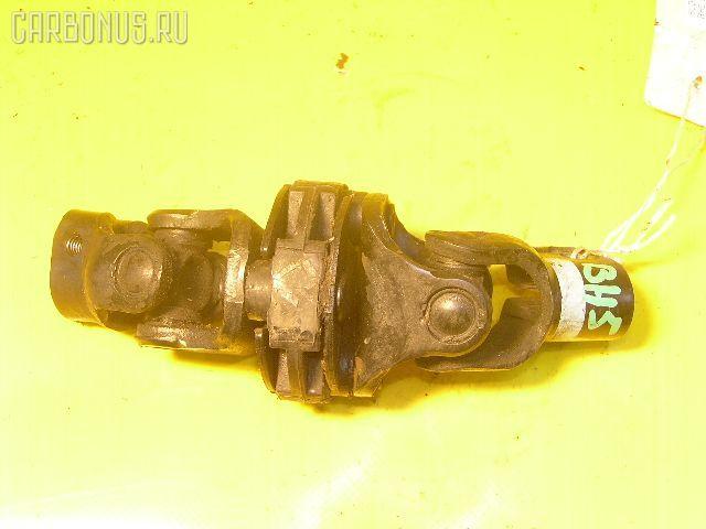 Рулевой карданчик SUBARU LEGACY WAGON BH5. Фото 1