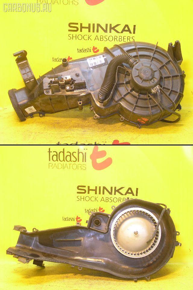 Мотор печки SUBARU IMPREZA WAGON GG3. Фото 1