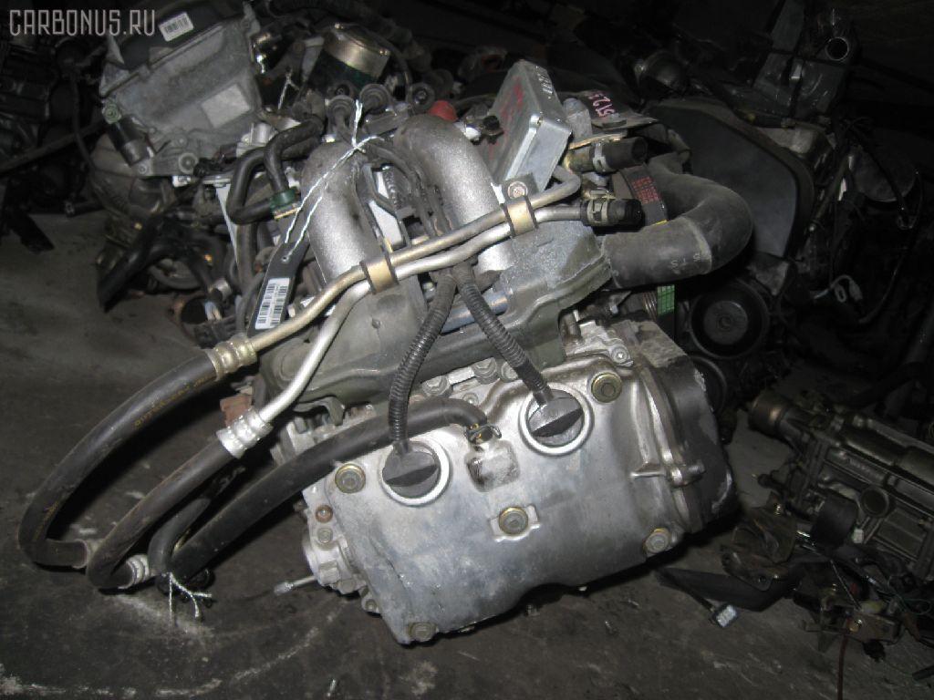 Двигатель SUBARU IMPREZA WAGON GG3 EJ152. Фото 7