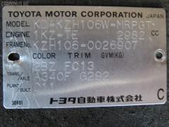 Балка под ДВС Toyota Hiace KZH106G 1KZ-TE Фото 3