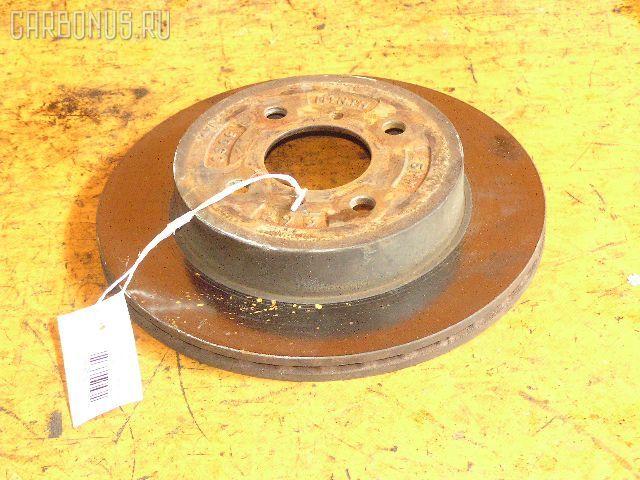 Тормозной диск SUZUKI SWIFT HT51S. Фото 1
