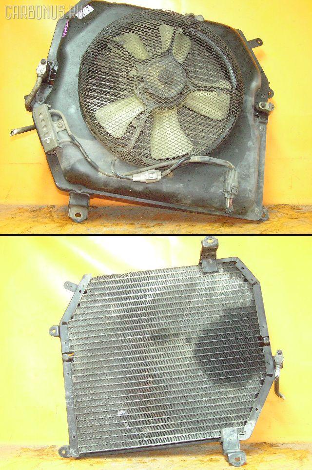Радиатор кондиционера TOYOTA HIACE KZH106G 1KZ-TE