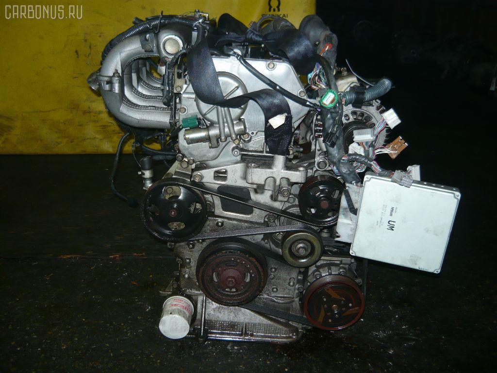 Двигатель NISSAN PRIMERA WAGON WTP12 QR20DE. Фото 1