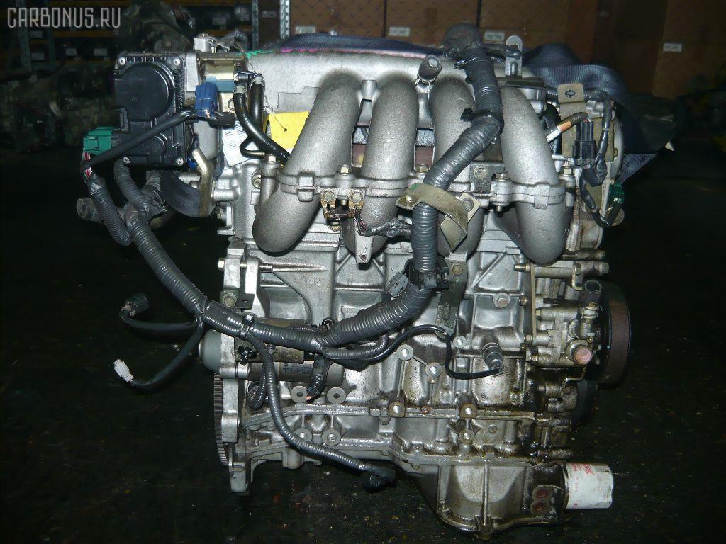 Двигатель NISSAN PRIMERA WAGON WTP12 QR20DE. Фото 3