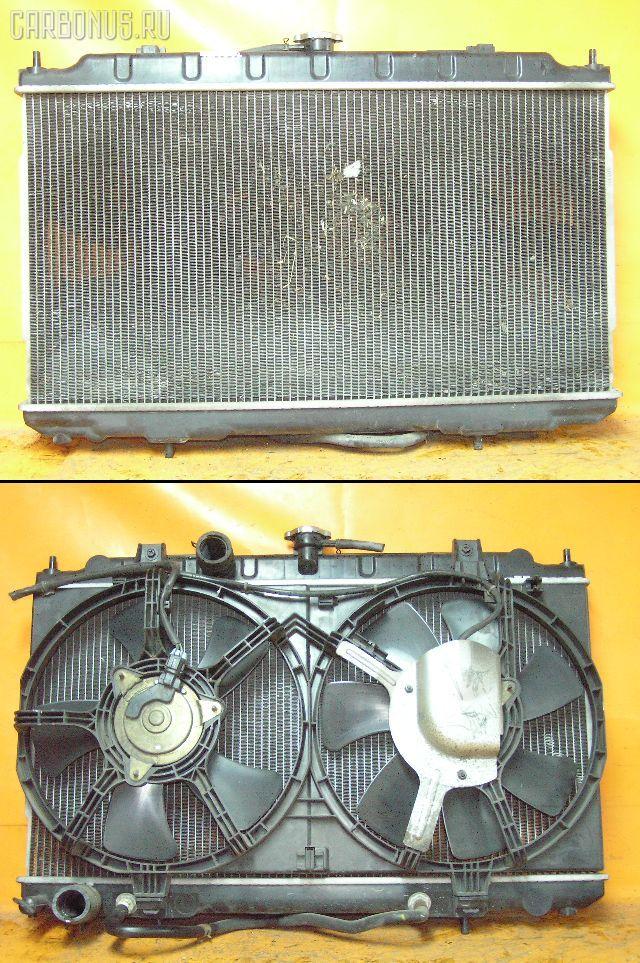 Радиатор ДВС NISSAN PRIMERA WAGON WTP12 QR20DE. Фото 10
