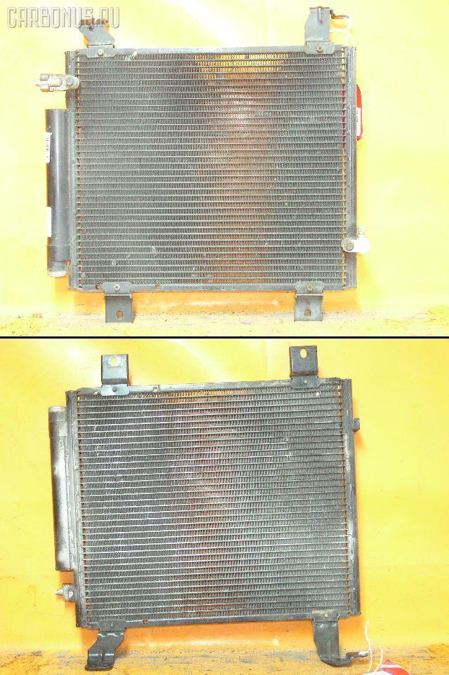 Радиатор кондиционера DAIHATSU YRV M201G K3-VE. Фото 6
