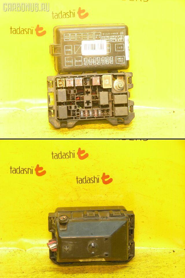 Блок предохранителей Daihatsu Yrv M211G K3-VET Фото 1