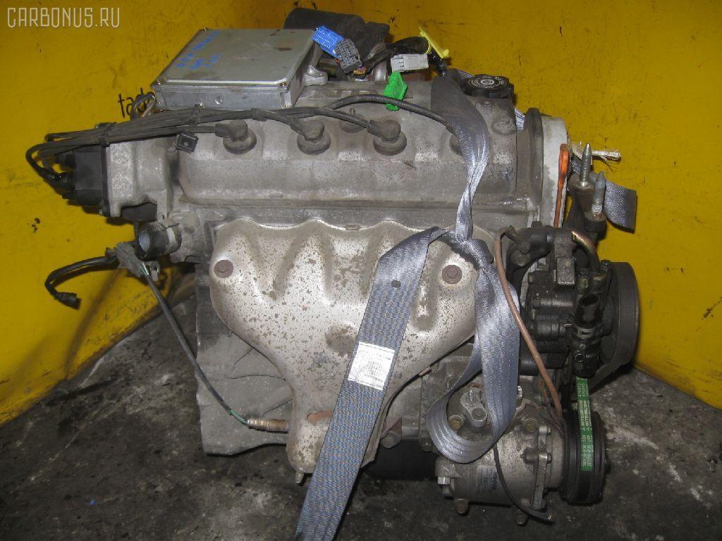 Двигатель HONDA HR-V GH2 D16A. Фото 11