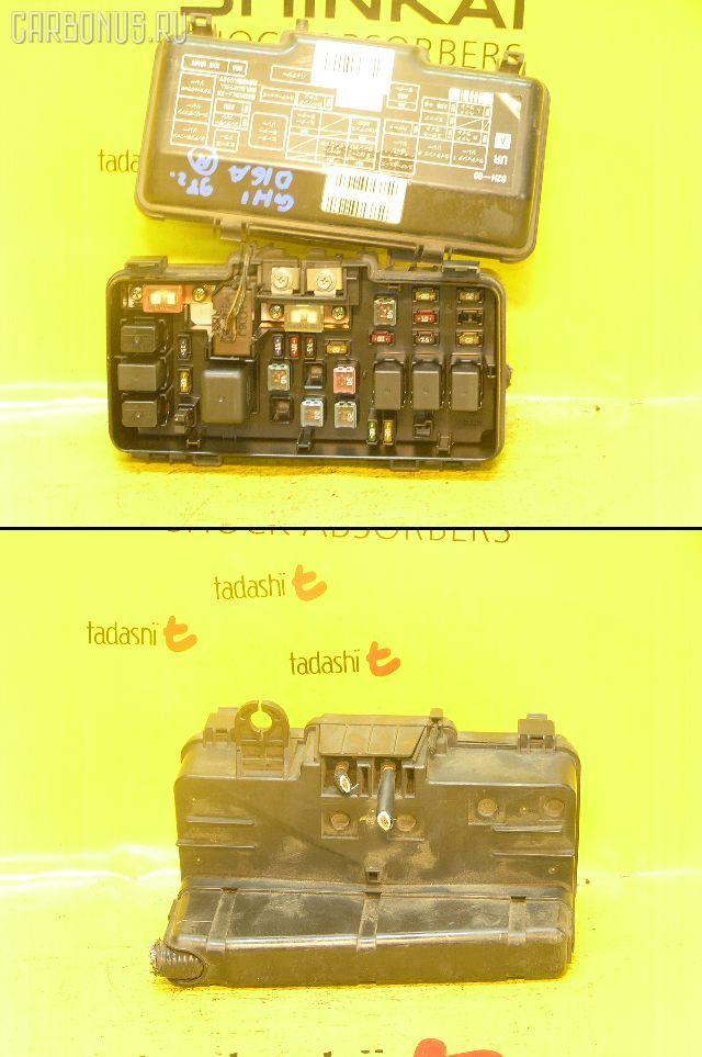 Блок предохранителей HONDA HR-V GH1 D16A. Фото 3