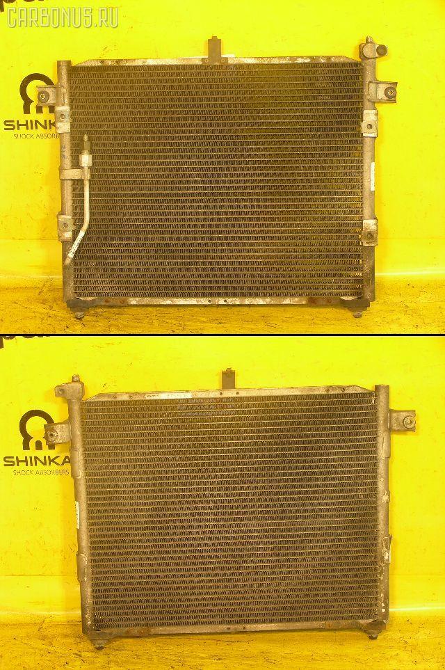 Радиатор кондиционера SUZUKI ESCUDO TD01W G16A. Фото 1