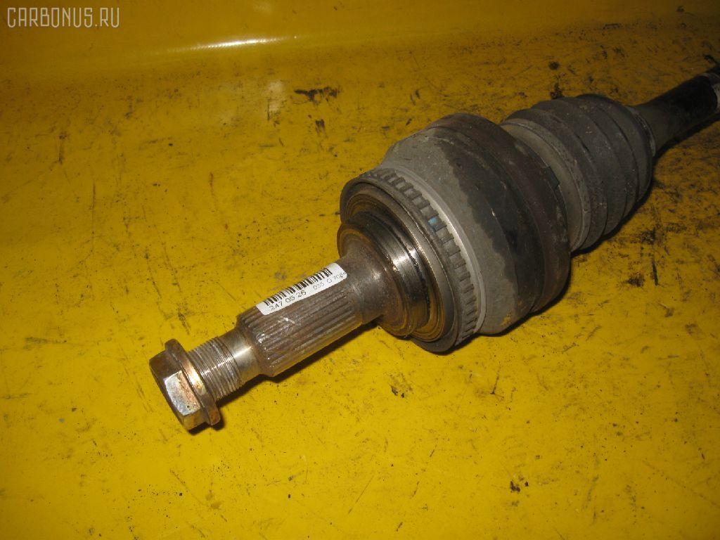 Привод TOYOTA CROWN JZS155 2JZ-GE. Фото 2