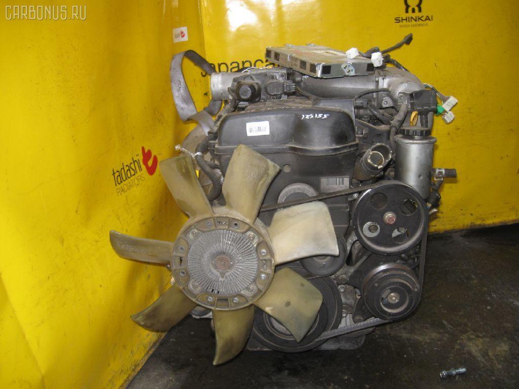 Двигатель TOYOTA CROWN JZS155 2JZ-GE. Фото 1