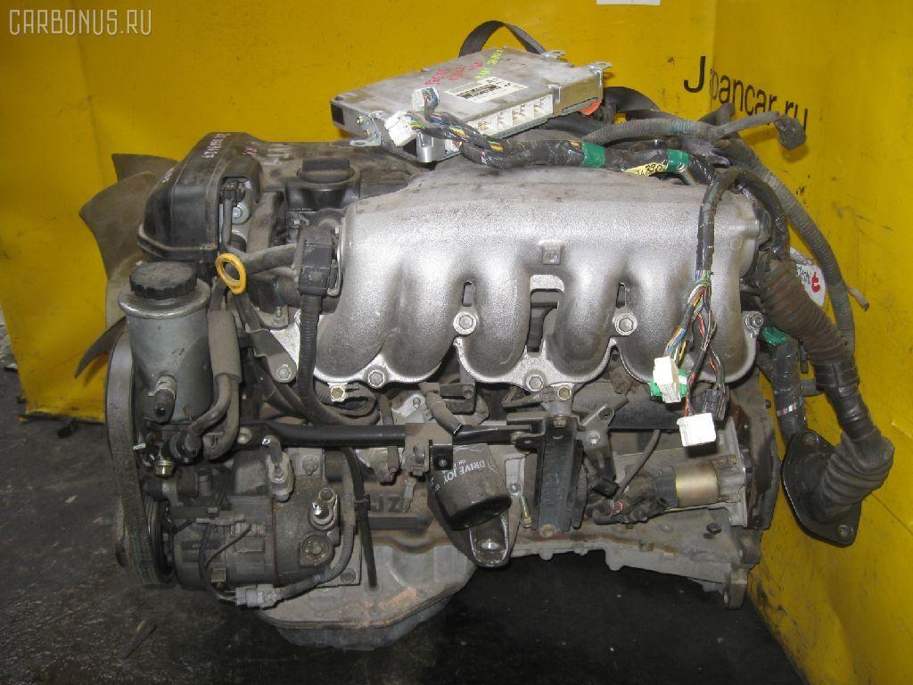 Двигатель TOYOTA CROWN JZS155 2JZ-GE. Фото 2