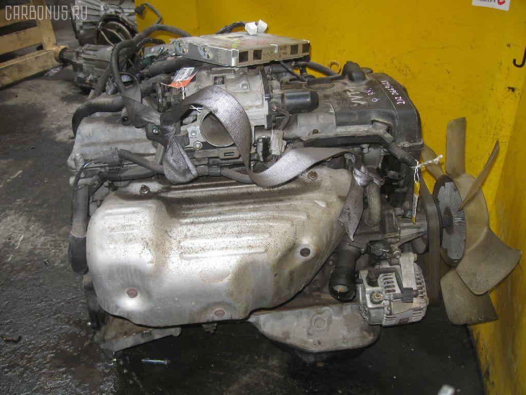 Двигатель TOYOTA CROWN JZS155 2JZ-GE. Фото 3