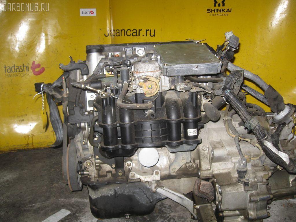 Двигатель HONDA STREAM RN1 D17A. Фото 1