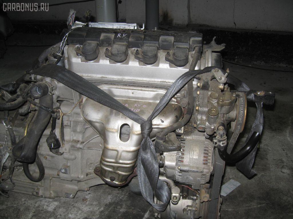 Двигатель HONDA STREAM RN1 D17A. Фото 3