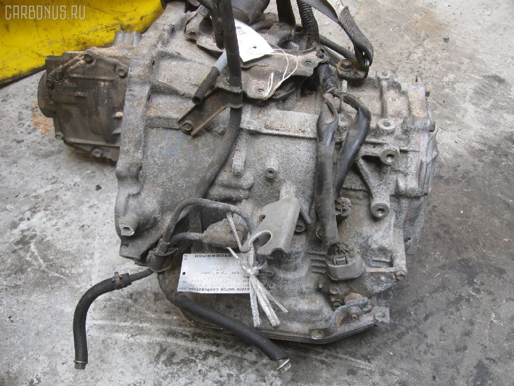 КПП автоматическая TOYOTA SUCCEED NCP55V 1NZ-FE. Фото 3
