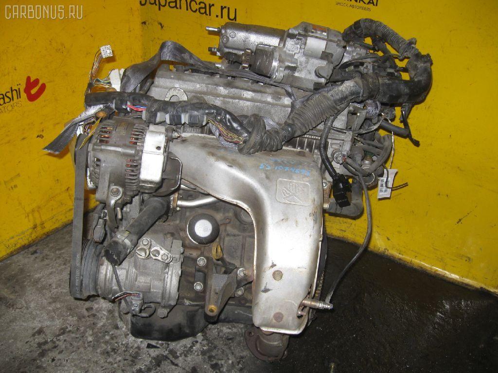 Двигатель TOYOTA MARK II QUALIS SXV25W 5S-FE. Фото 8