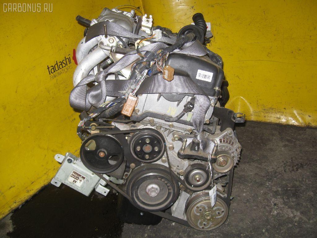 Двигатель NISSAN WINGROAD WHNY11 QG18DE. Фото 1