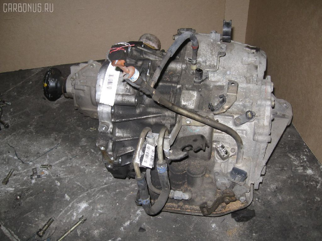КПП автоматическая TOYOTA ESTIMA MCR40W 1MZ-FE. Фото 1