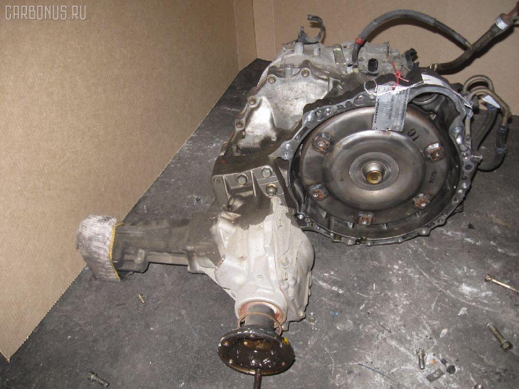 КПП автоматическая TOYOTA ESTIMA MCR40W 1MZ-FE. Фото 2