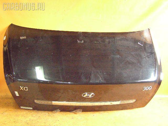 Крышка багажника HYUNDAI XG XG30