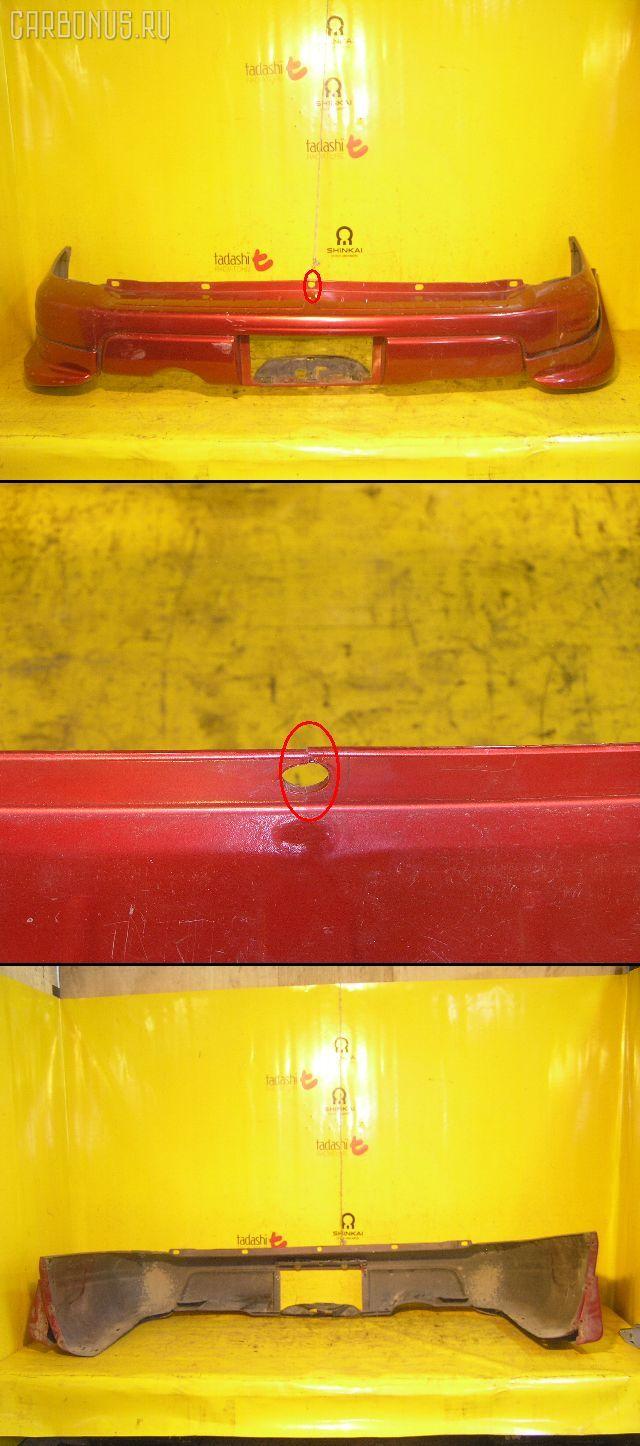 Бампер SUBARU FORESTER SF5. Фото 8