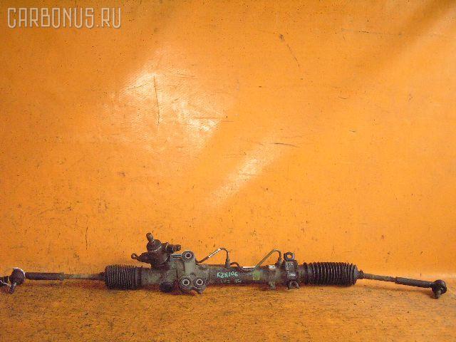 Рулевая рейка TOYOTA HIACE KZH106G 1KZ-TE. Фото 6