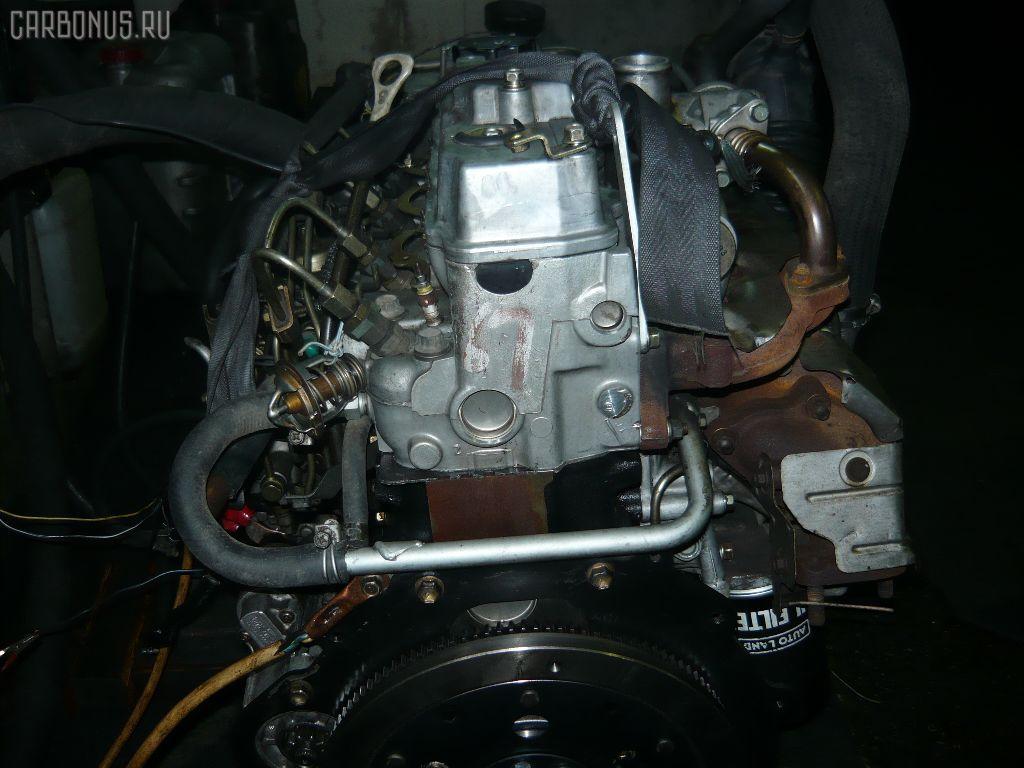 Двигатель MITSUBISHI PAJERO V26W 4M40T. Фото 3