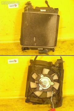 Радиатор ДВС NISSAN CARAVAN CWMGE25 ZD30DDTI Фото 1