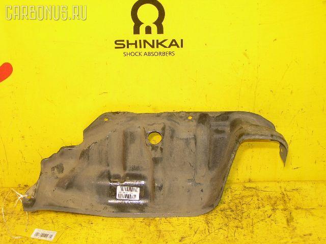 Защита двигателя SUZUKI SWIFT HT51S M13A. Фото 3