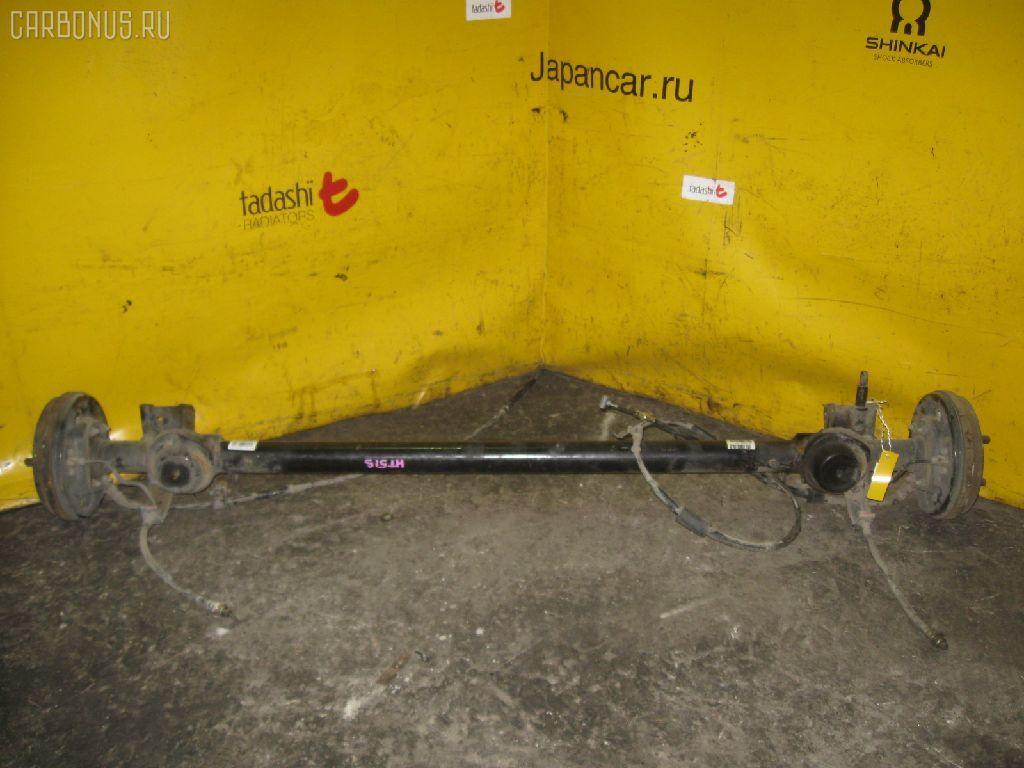 Балка подвески SUZUKI SWIFT HT51S M13A. Фото 1