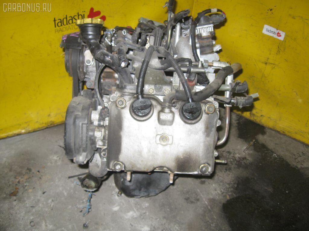 Двигатель SUBARU LEGACY B4 BE5 EJ202. Фото 3