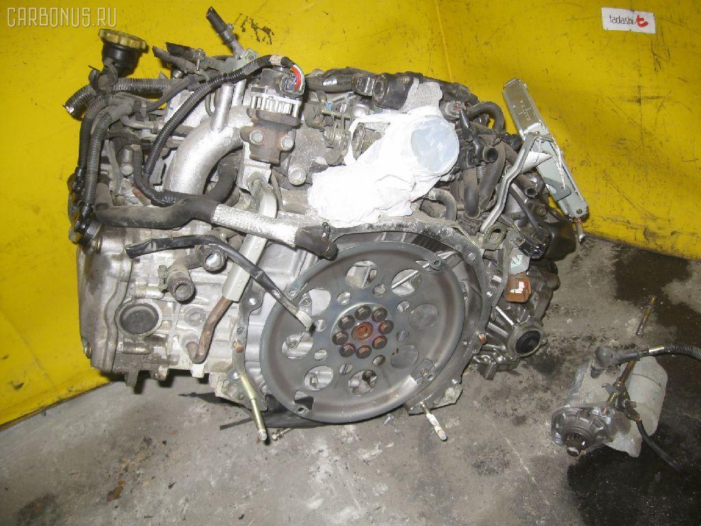 Двигатель SUBARU LEGACY B4 BE5 EJ202. Фото 4