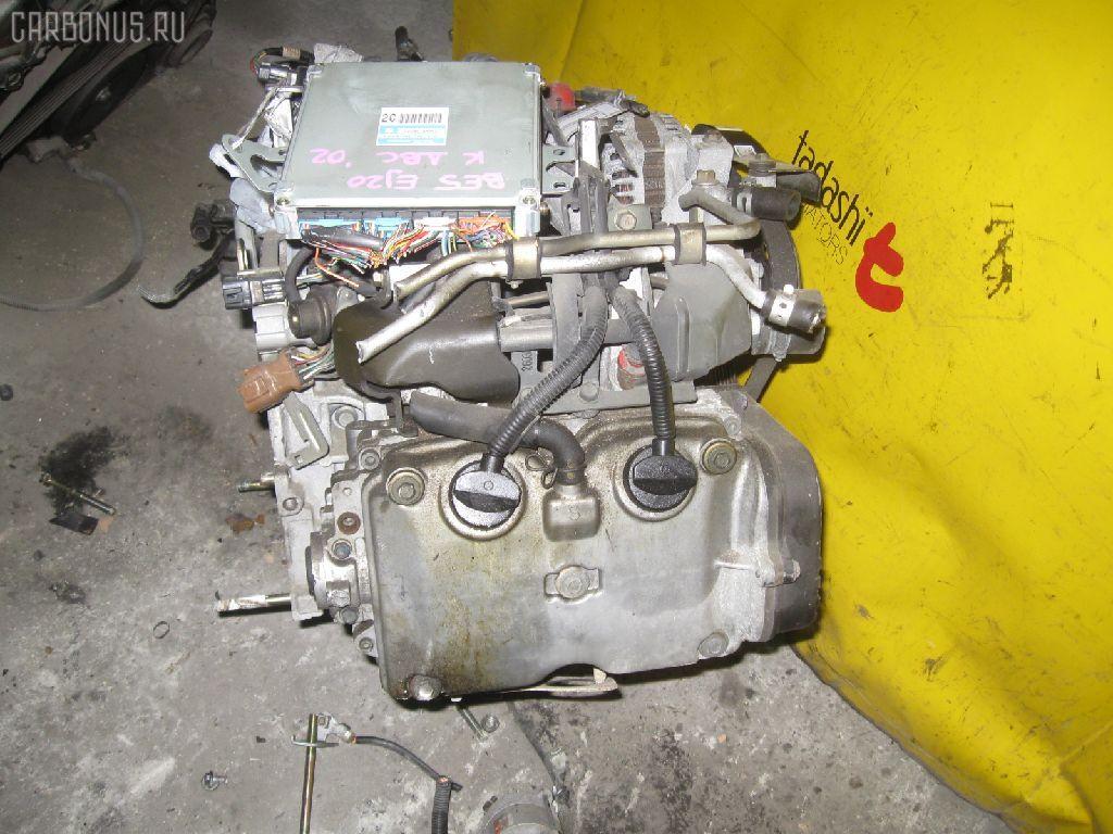 Двигатель SUBARU LEGACY B4 BE5 EJ202. Фото 5