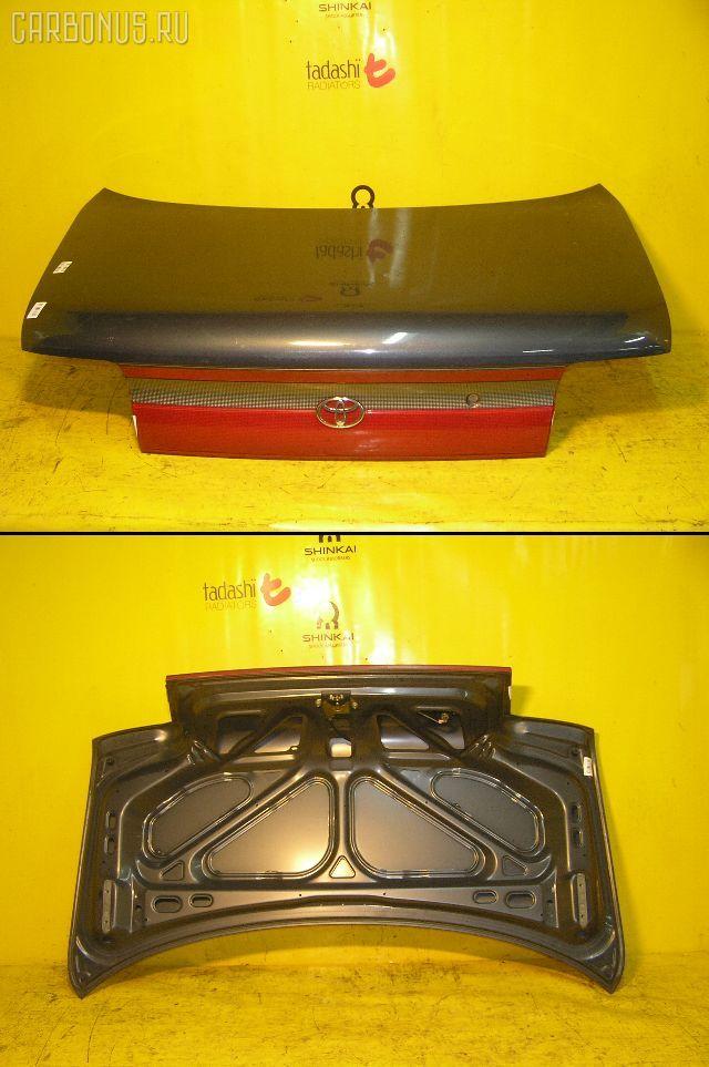 Крышка багажника TOYOTA CARINA AT192. Фото 1