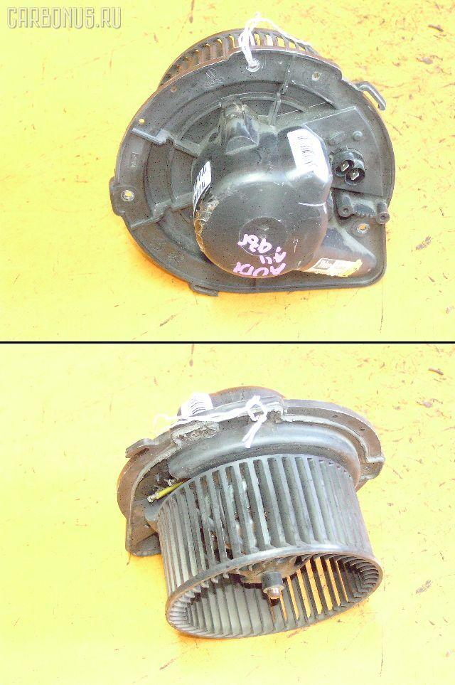Мотор печки AUDI A4 8DAEBF. Фото 1