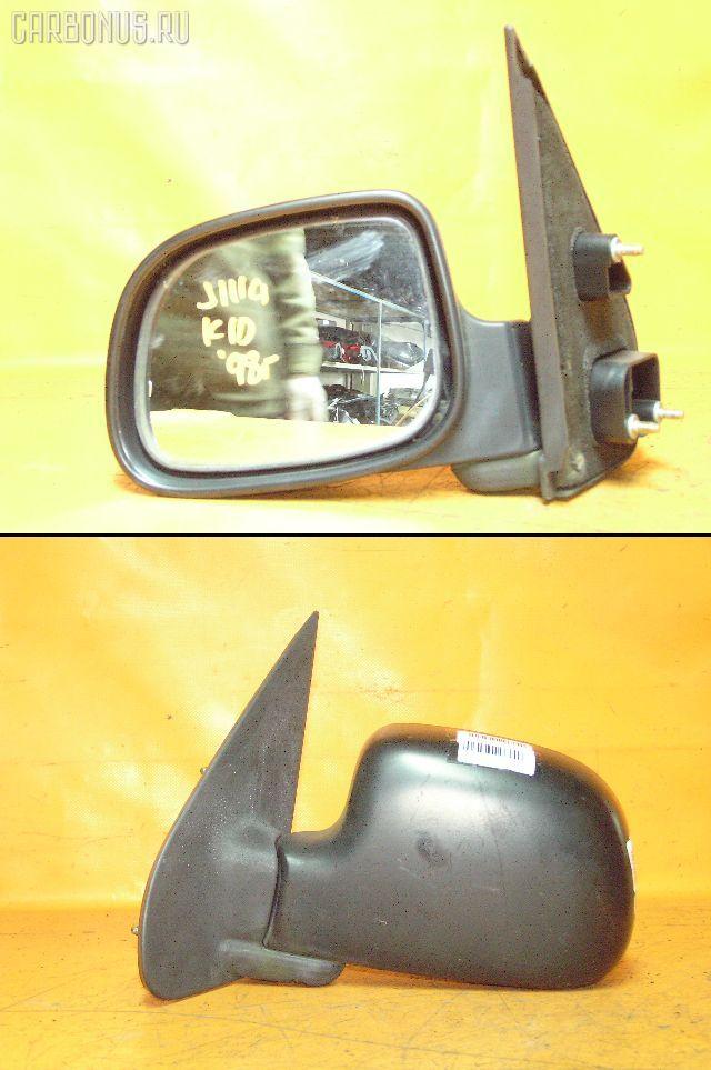 Зеркало двери боковой DAIHATSU TERIOS KID J111G. Фото 3