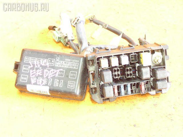 Блок предохранителей DAIHATSU TERIOS KID J111G EF-DET